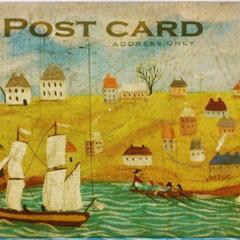 Australia History Postcard