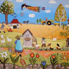 Our Country Garden