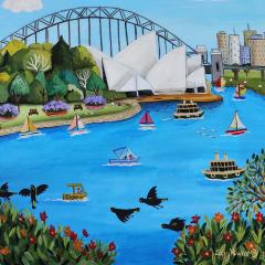 Lizzy Newcomb Artwork Sydney